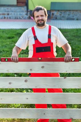 fencing Slatyfork