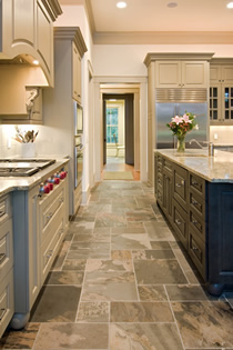 kitchen remodel in Eclectic