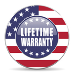 lifetime guarantee White-City