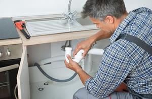 plumbing contractors Guston